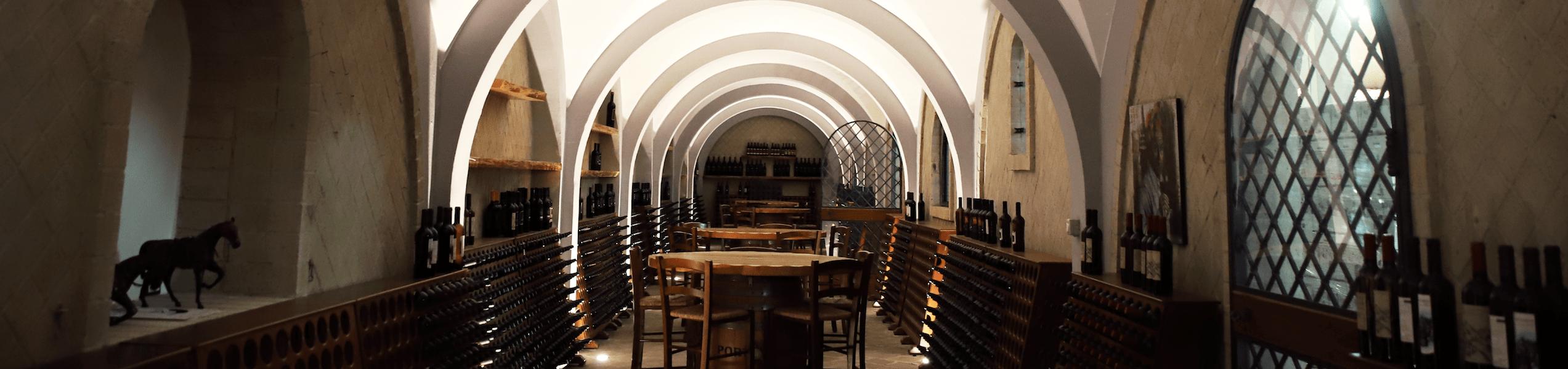 Il Legame Tra Vino E Territorio - La Cantina Dell'azienda Vitivinicola Porto Di Mola