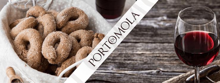 Biscotti al vino rosso: la ricetta